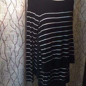 White House Black Market Tops - White House Black Market tunic dress or top